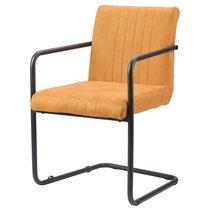 Кресло Carmen, светло-коричневое, цвет светло-коричневый - Berg