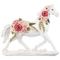 Статуэтка Лошадь 28,5x8,5x24,5 см Коллекция Flower Fantasy