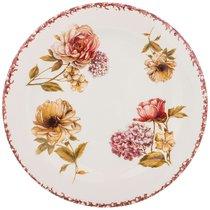 Тарелка Закусочная Lcs Flower Garden 20 см Без Упаковки - Ceramica Cuore
