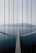 Мост Акаси-Кайке 60х90 см, 60x90 см - Dom Korleone
