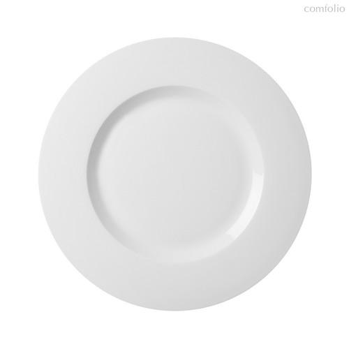 Тарелки 23 см, цвет белый - Top Art Studio