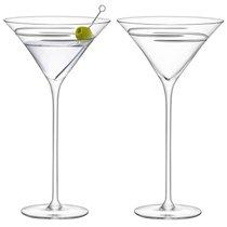 Набор из 2 бокалов для коктейлей Signature Verso 275 мл - LSA International