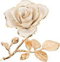 Изделие Декоративное Роза 15x14 См Высота 9 См - Union S.N.C.