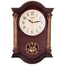 Часы Настенные Кварцевые С Маятником 57X38X7 см Диаметр Циферблата 23 см - Shantou Lisheng