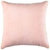Подушка Декоративная Фьюжен,45Х45См,Розовая,100%Пэ Вышивка - Santalino