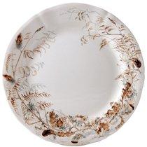 Тарелка закусочная Gien Солонь 23см, фаянс - Gien
