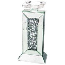 Подсвечник Коллекция Diamond 14x9 см Высота 28 см - Dalian