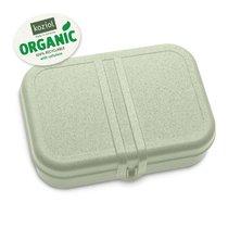 Ланч-бокс PASCAL L Organic, зелёный - Koziol