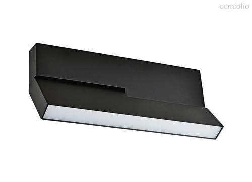 Donolux Line Светодиодный светильник для магнитного шинопровода. DC 24В 20W, 3000К, 813 LM, черный, - Donolux