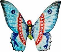 Панно Настенное Бабочка 26*28 См - Annaluma