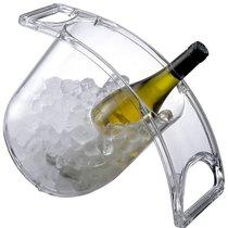 Ведерко для вина Prodyne 31х18х27см нескользьзящее, акрил - Prodyne