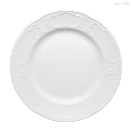Тарелка круглая круглая 19 см, плоская с глубоким краем, Mozart - Bauscher