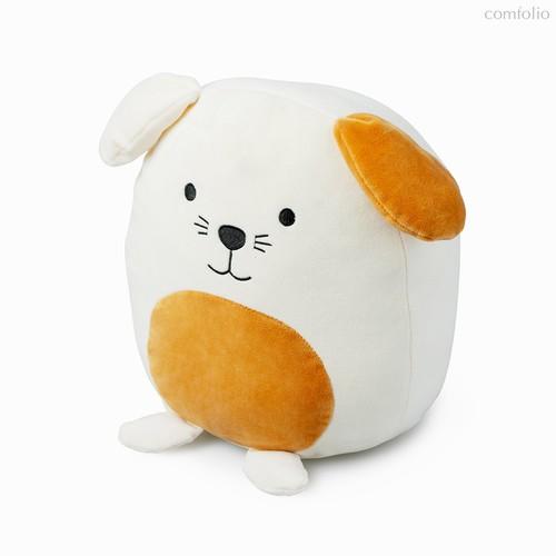Подушка диванная Woof! белая, цвет белый - Balvi