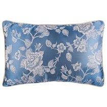 Подушка 40Х60 Версаль,Синий,100% Полиэстр - Santalino
