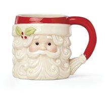 """Кружка Lenox """"Дед Мороз"""" 470мл - Lenox"""