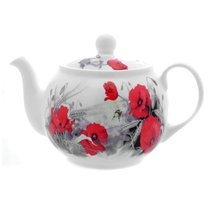 Маки Чайник на 6 чашек - Roy Kirkham