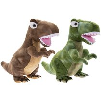 Дорстопер Lesser & Pavey Динозаврик 38x18x34см - Lesser & Pavey