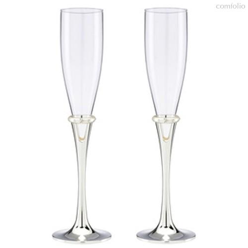 """Набор фужеров для шампанского Lenox """"Верность"""" 175мл, 2шт - Lenox"""