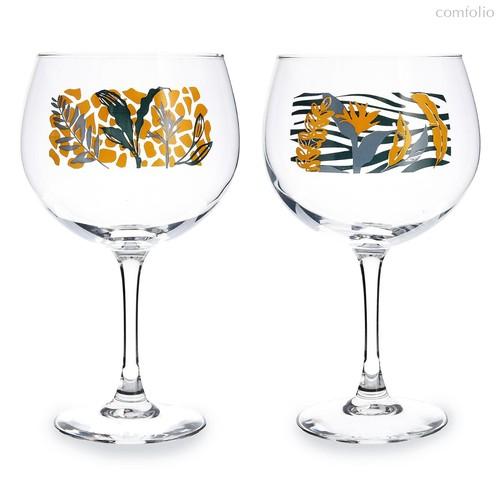 Набор бокалов Kenia 720мл 2шт., цвет прозрачный - Quid