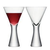 Набор из 2 бокалов для вина Moya 395 мл прозрачный - LSA International