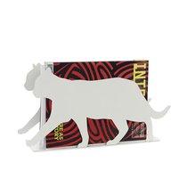 Газетница Feline белая, цвет белый - Balvi