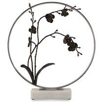 """Арт-объект Michael Aram """"Лунные врата.Чёрная орхидея"""" 56см - Michael Aram"""