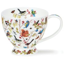 "Чашка чайная Dunoon ""Тайный лес.Скай"" 450мл - Dunoon"