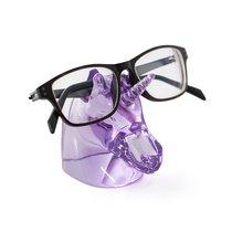 Держатель для очков Unicorn фиолетовый, цвет фиолетовый - Balvi