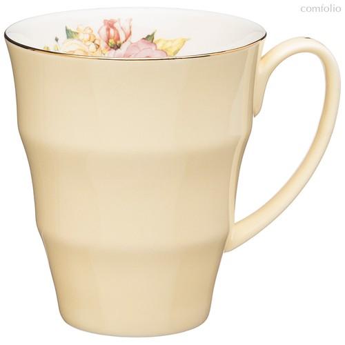 Кружка Lefard Времена Года 350 мл Желтая - Kingensin Porcelain Industrial