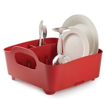 Сушилка для посуды Tub красная - Umbra