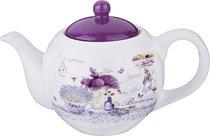 Чайник Заварочный Лавандовая Весна 900 Мл. - Huachen Ceramics