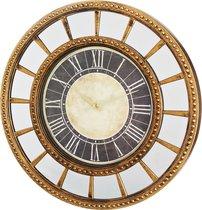 Часы Настенные Кварцевые Swiss Home 58X58X6 смДиаметр Циферблата 34 см - Arts & Crafts