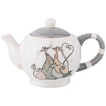 Чайник Заварочный Коллекция Счастливое Семейство 1000 мл20, 4X13, 8X14, 3 см - Zhenfeng Ceramics