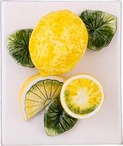 Панно Настенное Лимон 16*13*7 см (Кор 1 шт. ) - Annaluma