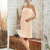"""Набор для сауны """"KARNA"""" женский махровый PARIS 1/3, цвет абрикосовый, 70x150 - Bilge Tekstil"""