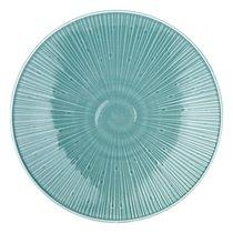Тарелка Закусочная Mirage 22 см Голубой, цвет голубой, 22 см - Songfa ceramics