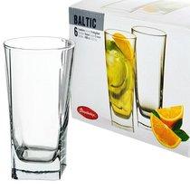 Балтик набор стаканов 41300 коктейль 290мл 6шт - Pasabahce