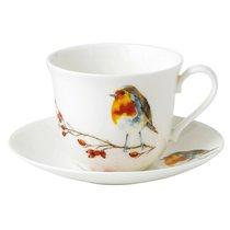 Чайная пара для завтрака Малиновка 500мл - Roy Kirkham