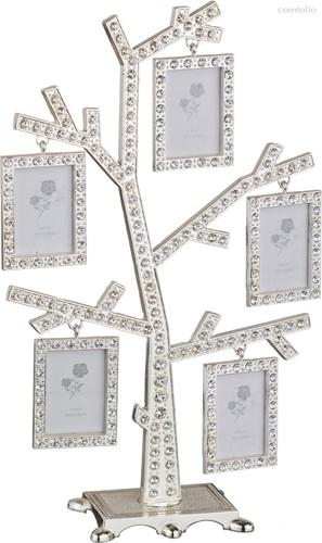 Фоторамка-Дерево 16x8.5x24 см На 5 Фото 4x5 см - Guangzhou Xincle Handicraft Liu Qing Jewelry