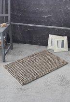 """Коврик для ванной """"KARNA"""" TRENDY 50x80 см 1/1, цвет кофейный, 50x80 - Bilge Tekstil"""