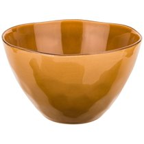Салатник Sentiment 15 см Горчичный - Songfa ceramics