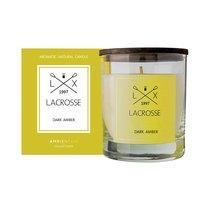 Свеча ароматическая в стекле круглая Lacrosse Амбра 40 ч - Ambientair