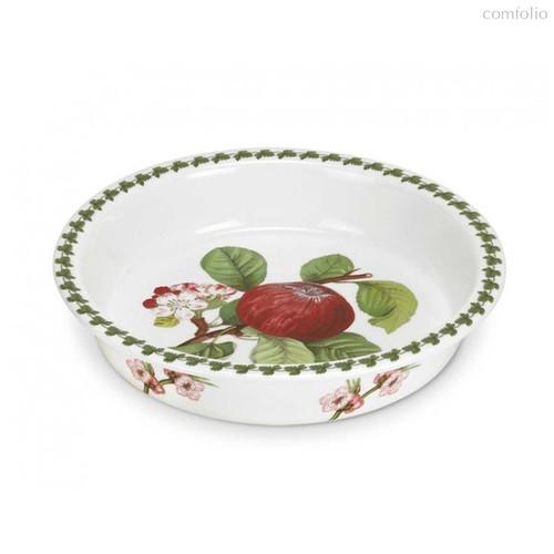 """Блюдо круглое для запекания Portmeirion """"Помона. Красное яблоко"""" 23см - Portmeirion"""