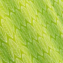 Ткань хлопок Гербарика ширина 280 см, арт. 2009/1, цвет зеленый - Altali