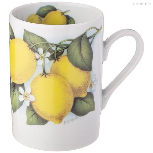 Кружка Лимоны 300 мл Высота 10см - Cesky Porcelan