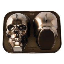 """Форма для выпечки 3D Nordic Ware """"Призрачный Череп"""" 2 л, литой алюминий - Nordic Ware"""