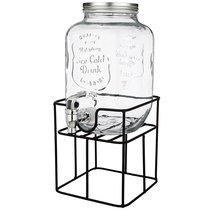 Диспенсер для напитков 4 л на подставке - Lefard