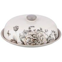 Блюдо Для Блинов Вдохновение 23x23 см Высота 10 см - Huachen Ceramics