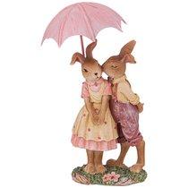 Фигурка Кролики 9x5,5x16 см - Kenton