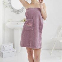 """Набор для сауны """"KARNA"""" женский махровый PERA 1/2, цвет лавандовый, 70x150 - Bilge Tekstil"""
